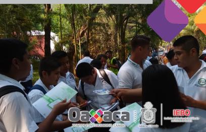 Con gran éxito  CONCLUYE IEBO PARTICIPACIÓN EN EXPORIENTA EDUCATIVA 2019
