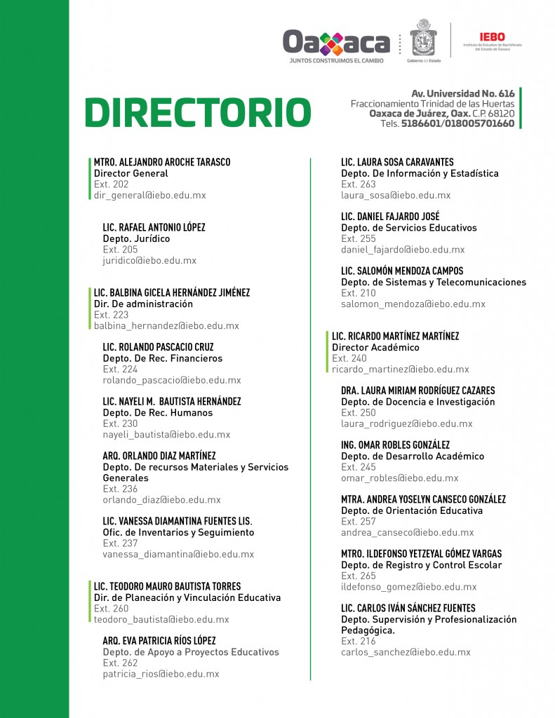 DIRECTORIO ENERO 2020-01
