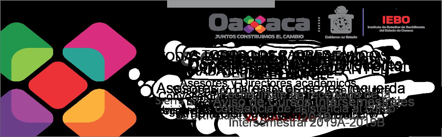 Fecha límite de constancia de asistencia al curso Intersemestral 2019A-2019B