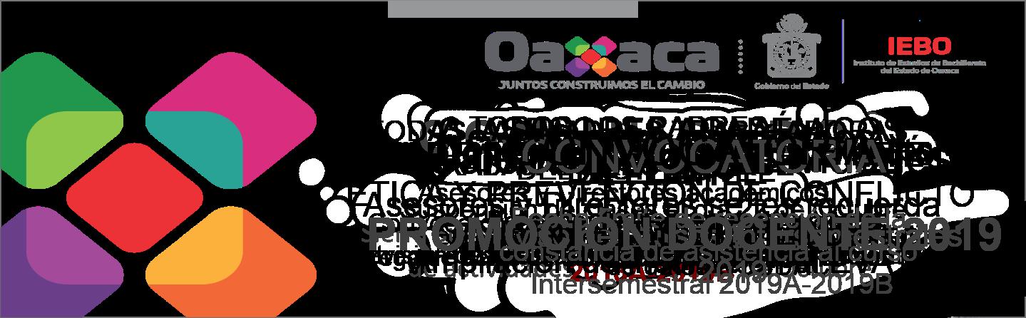 Promoción por categoría ciclo escolar 2019-2020