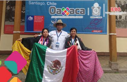 IEBO PRESENTE EN FORO INTERNACIONAL DE CIENCIA E INGENERIA EN CHILE
