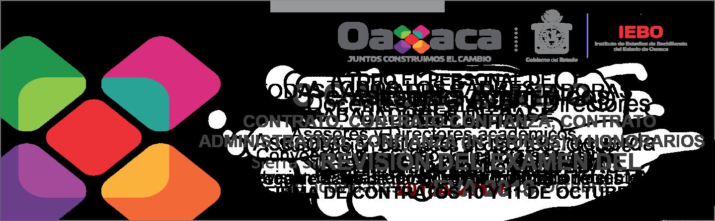 CONVOCATORIA DE FIRMA DE CONTRATOS A PERSONAL