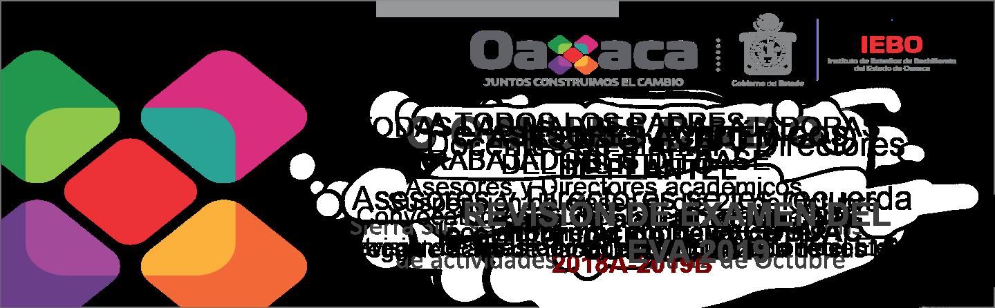 REVISIÓN DE EXAMEN EVA 2019