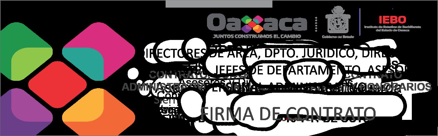 FIRMA DE CONTRATOS 2020