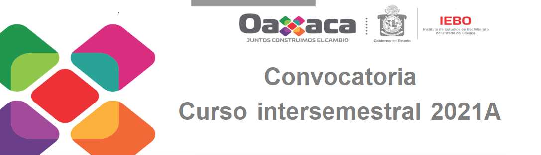 Curso intersemestral 2021A