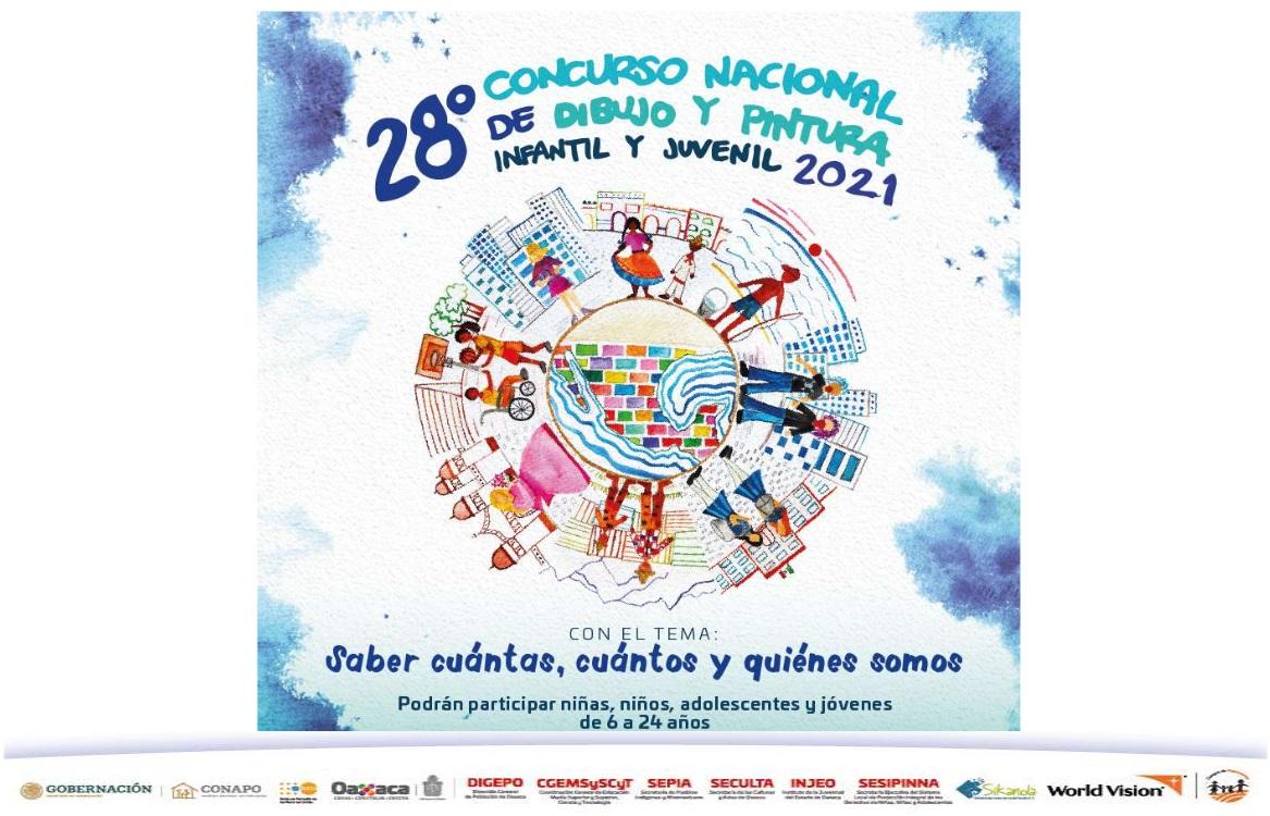 28° Concurso Nacional de Dibujo y Pintura Infantil y Juvenil 2021